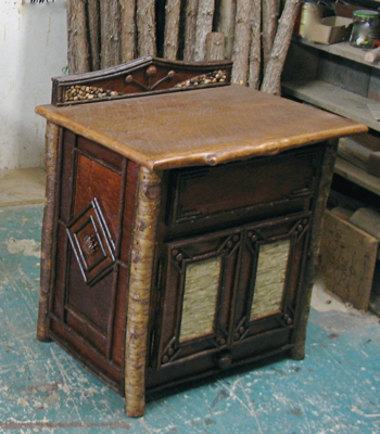 rustic cabinet, rustic commode, rustic furniture